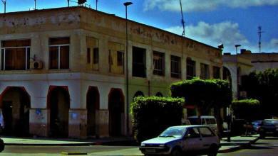 """جانب من أحد أحياء طرابلس الغرب -""""أرشيفية"""""""