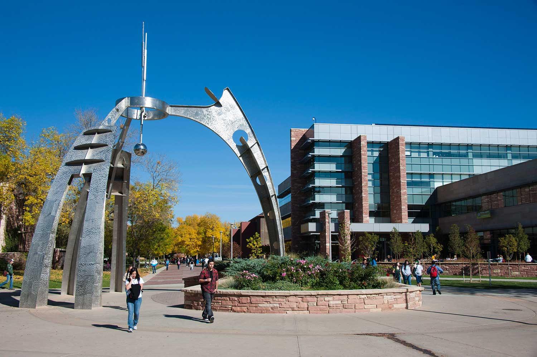 """جامعة ولاية كولورادو -""""أرشيفية"""""""