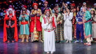أحمد عز- مسرحية علاء الدين