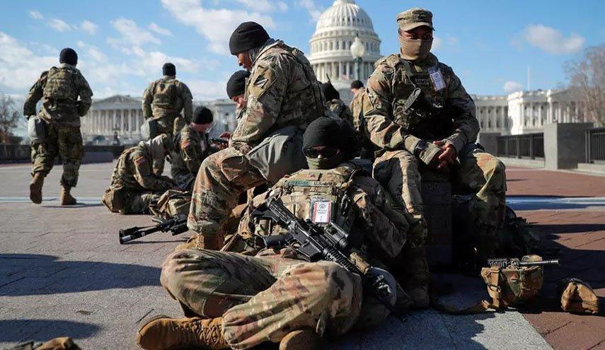 """""""البنتاغون"""": استمرار نشر آلاف من الحرس الوطني في واشنطن حتى مارس 4"""