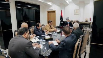"""الثني يصدر تعليمات بدعم الزراعة في """"سهل بنغازي والوسطى"""""""