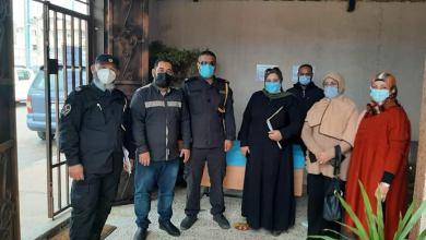 """فريق التفتيش الصحي للمؤسسات التعليمية في بلدية """"بوسليم"""""""