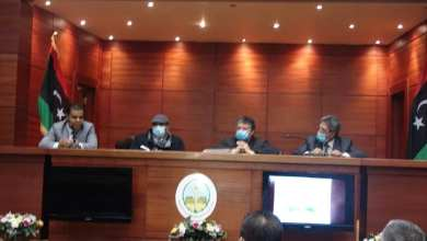 """""""يمسّ الهوية الليبية"""".. اجتماع يؤكد على أهمية المركز الليبي للمحفوظات"""