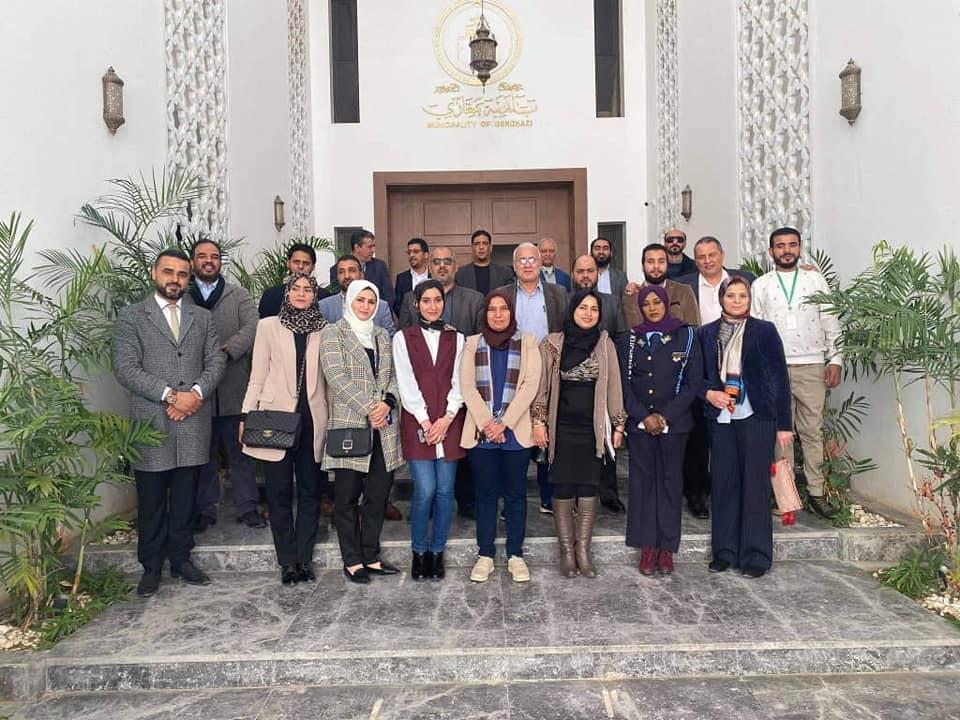 ملتقى في بنغازي لمسؤولي التدريب بمؤسسات القطاع العام