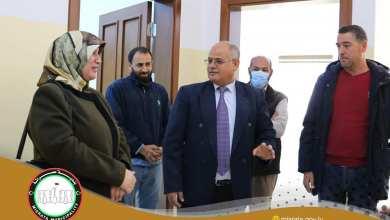 """تسليم """"3"""" مدارس في مصراتة بعد إنهاء صيانتها"""
