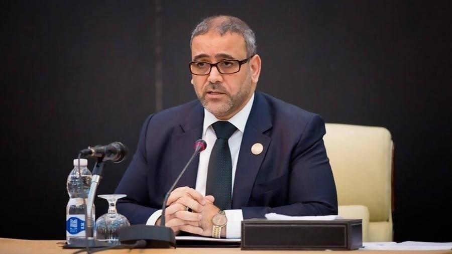 خالد المشري - رئيس المجلس الأعلى للدولة