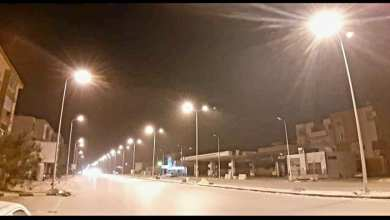 """طرابلس.. إنارة الشوارع الواقعة في نطاق بلدية """"بوسليم"""""""