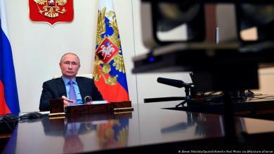 """الرئيس الروسي فلاديمير بوتين -""""أرشيفية"""""""