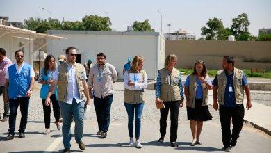مفوضية اللاجئين- مكتب ليبيا
