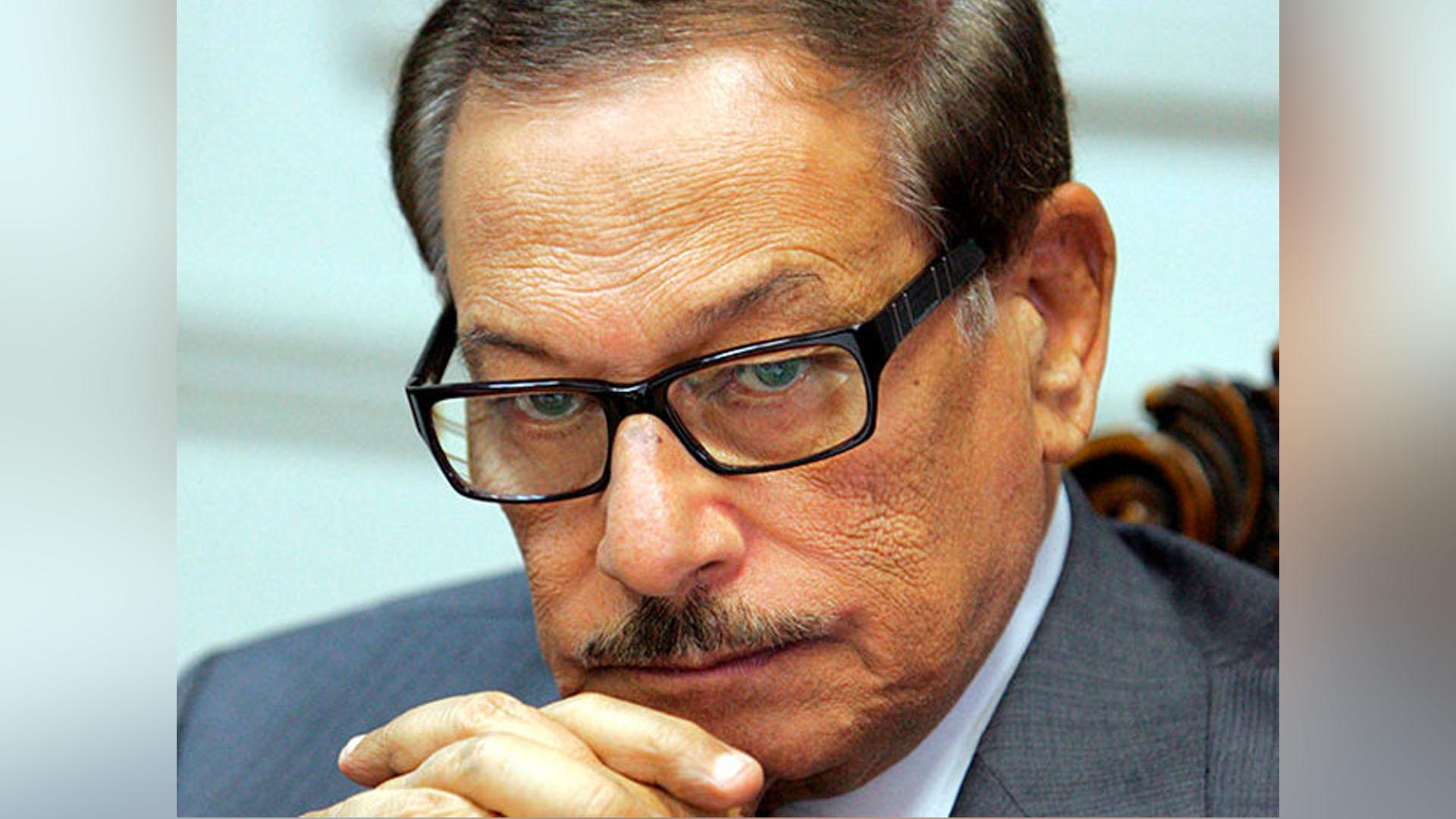 """وزير الإعلام المصري الأسبق """"صفوت الشريف"""