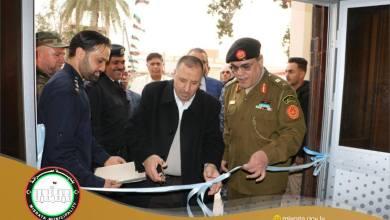 """مصراتة.. احتفالية في الدافنية لافتتاح """"3"""" مقار"""