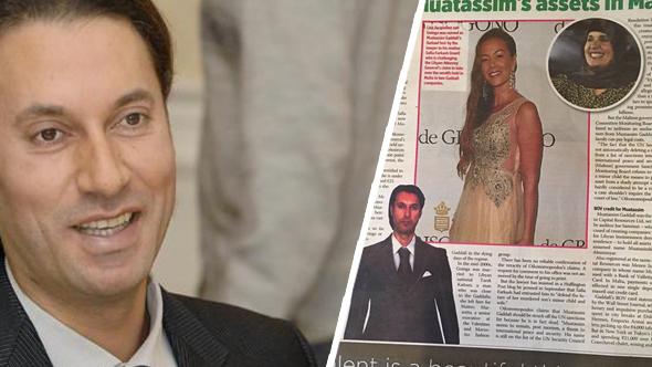 ابن المعتصم القذافي يظهر في مالطا.. وورثة بـ90 مليون يورو تحت المجهر 4