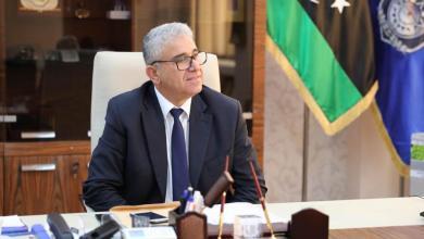 """وزير الداخلية بحكومة الوفاق فتحي باشاغا -""""أرشيفية"""""""