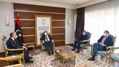 """اجتماع """"المشري"""" و""""باشاغا"""" لتأكيد دعم """"السلطات التنفيذية الجديدة"""" والمضي قدماً نحو الانتخابات العامة"""