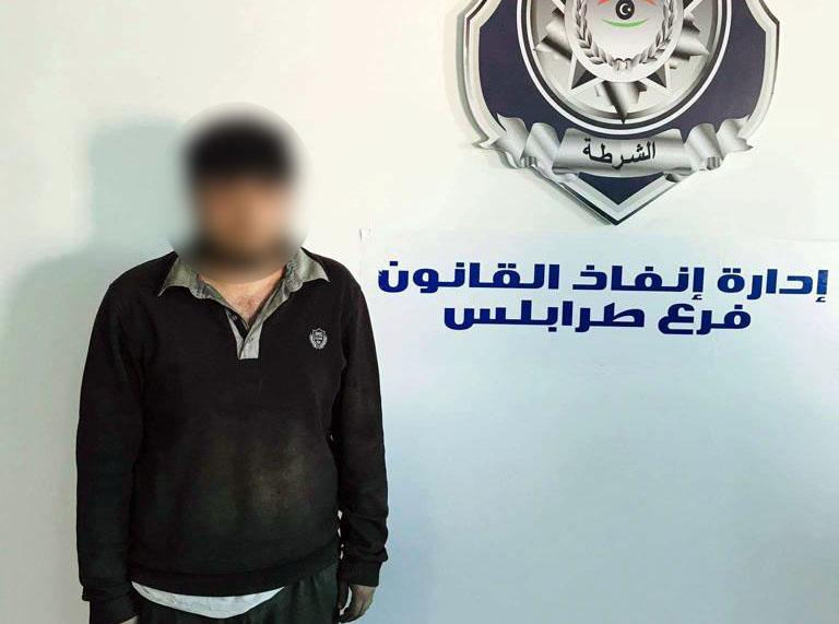 شخص سوري الجنسية متهم بسرقة كوابل الكهرباء في طرابلس