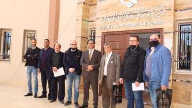 مركز تنمية الصادرات يلتقي مع رئيس وأعضاء غرفة التجارة الليبية الإيطالية