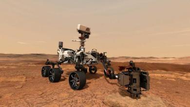 المسبار الأميركي برسيفيرانس يهبط على سطح المريخ