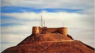 """قلعة القاهرة في مدينة سبها -""""أرشيفية"""""""