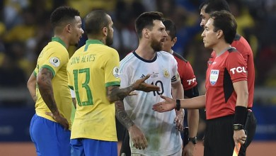 """جانب من كوبا أميركا 2019 مباراة البرازيل والأرجنتين - """"أرشيفية"""""""