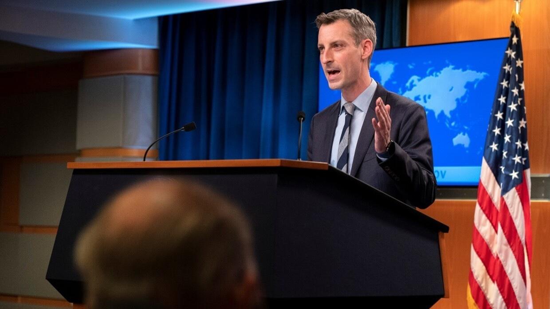 نيد برايس - المتحدث باسم وزارة الخارجية الأميركية