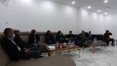 فريق طبي من طرابلس يصل إلى الجفرة لدعم الكادر الطبي بمركز العزل