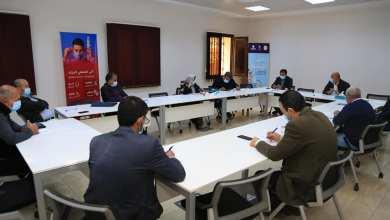 الاجتماع الدوري لبلدية طرابلس المركز