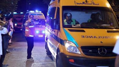 مقتل 18 شخصاً إثر حادث مروع جنوبي القاهرة