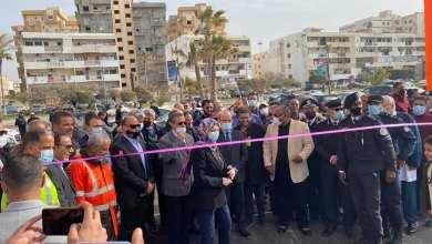 افتتاح رسمي لفضاء طرابلس الترفيهي الرياضي