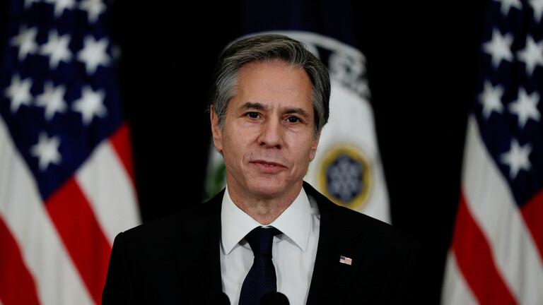 أنتوني بلينكن-وزير خارجية الولايات المتحدة الأميركية
