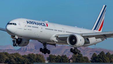 """طائرة من أسطول شركة آير فرانس -""""أرشيفية"""""""