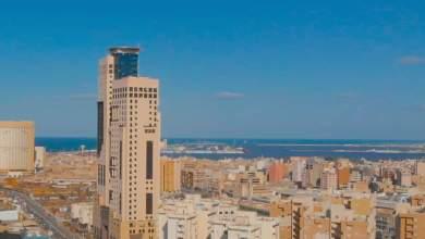 برج أبوليلة - طرابلس