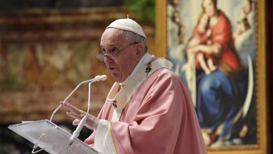 """البابا فرنسيس: الحرب السورية """"أخطر الكوارث الإنسانية في هذا العصر"""""""