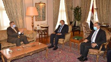 كوبيش يبحث مع مسؤولين في القاهرة مستجدات الملف الليبي