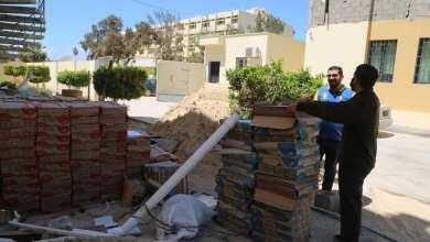 بلدية بنغازي تشرع في صيانة المراكز الصحية وتحويرها