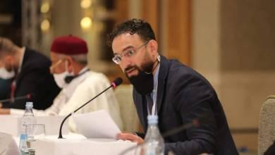 أحمد الشركسي - عضو لجنة الحوار السياسي الليبي