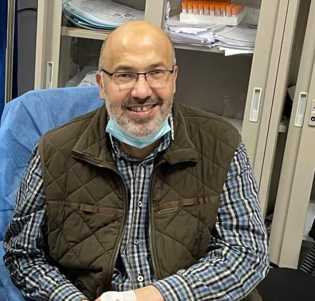 المركز الوطني يعلن تماثل الدكتور بدر الدين النجار للشفاء