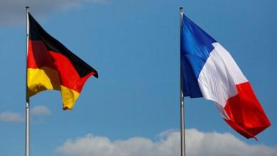 فرنسا وألمانيا تدعوان لضبط النفس وخفض التوتر في شرق أوكرانيا