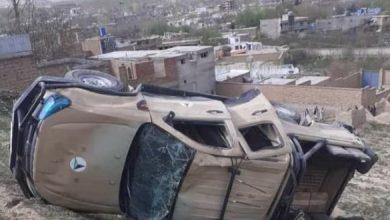 طالبان تفجر سيارة مفخخة وتقول أن الضحايا حوالي 45 من عناصر الأمن - الصورة عن موقع أفغانستان نيوز