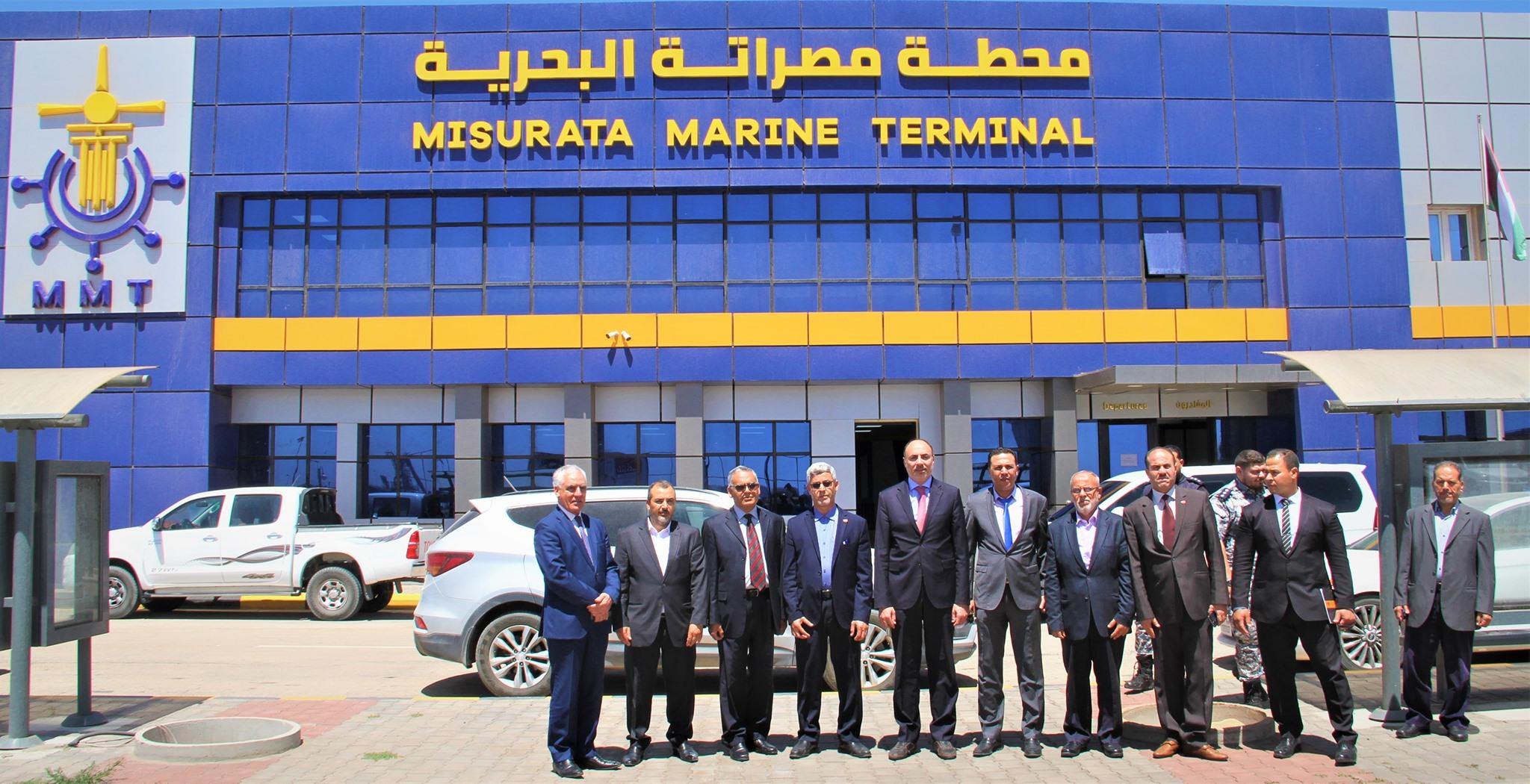مشاورات لتعزيز التبادل التجاري بين مصراتة ومصر