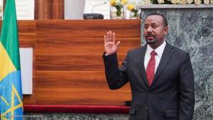 رئيس الوزراء الإثيوبي يؤدي اليمين لولاية ثانية