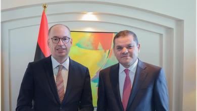 """وزير الدولة الألماني للشؤون الخارجية """"نيلز أنين"""