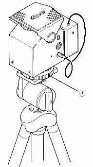 Motorized Pan Tilt Heads, Info for the PT400t Indoor