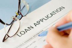 applying a loan