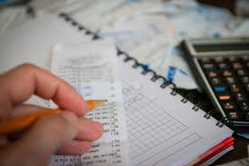 personal finance records