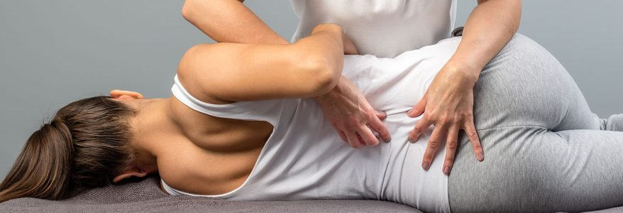 Relief And Recovery From Back Pain: Osteopathy & Yoga