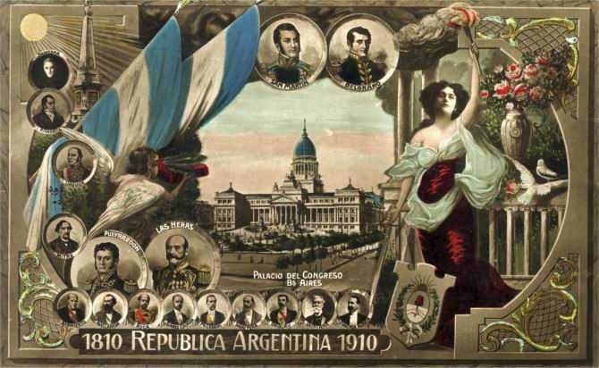 Risultati immagini per Revolucion de Mayo Argentina