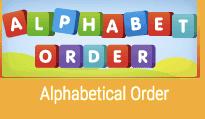 Alphabetical Order ABCYA Game