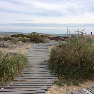Preston Beach Boardwalk Swampscott