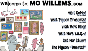 Mo Willems Website