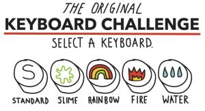 The Original Keyboard Challenge ABCYA Game